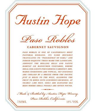 Austin Hope Winery Austin Hope Cabernet Sauvignon (2018)