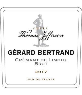 Gerard Bertrand Gerard Bertrand Cremant de Limoux Brut Rose (2017)