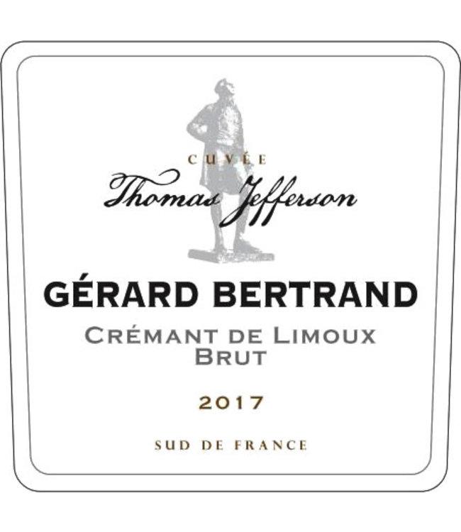 Gerard Bertrand Cremant de Limoux Brut Rose (2017)