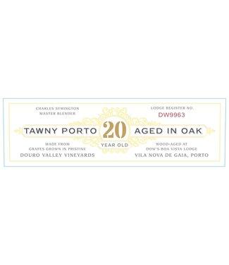 Dow Dow's Porto 20 Year Old Tawny Port (N.V.)