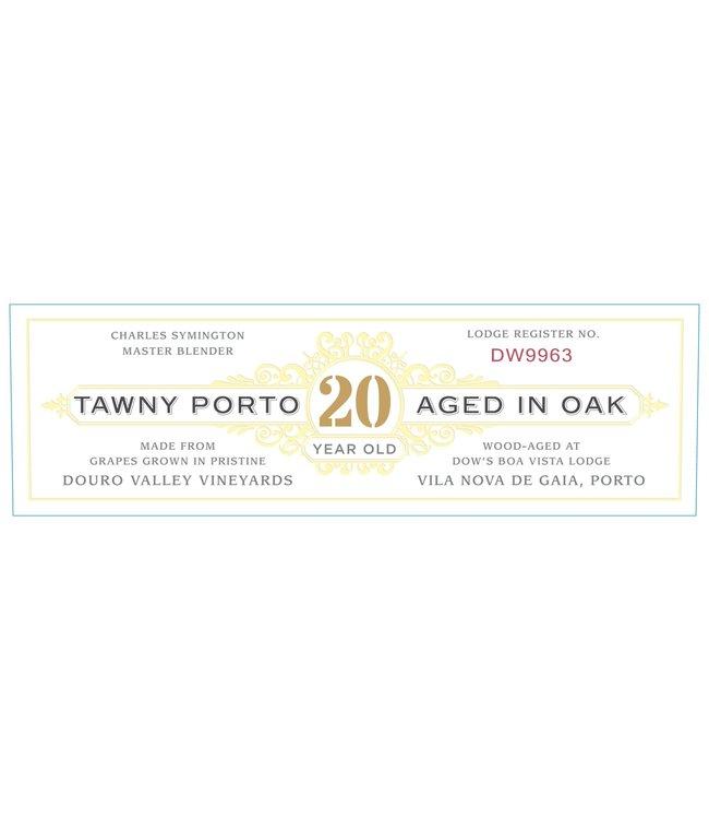 Dow's Porto 20 Year Old Tawny Port (N.V.)