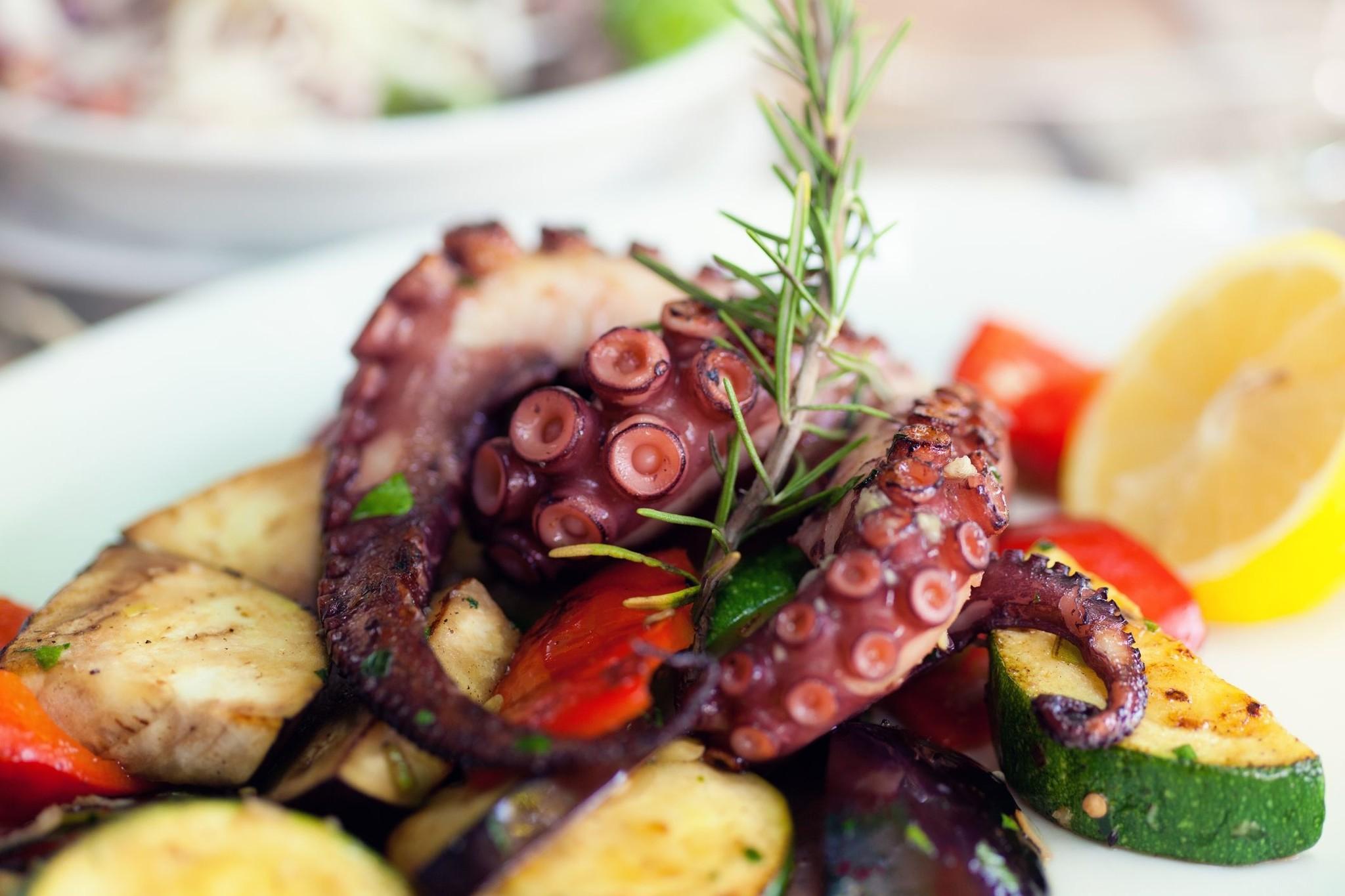 Pairings: Rioja and Octopus