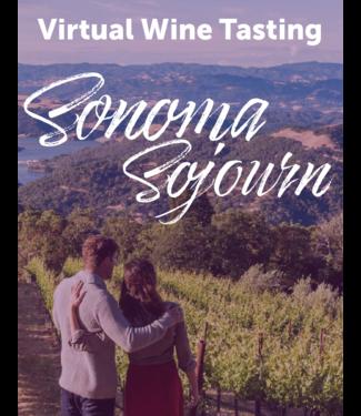 Virtual@Vintage Sonoma Sojourn Tasting Kit