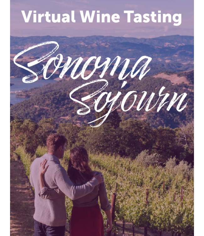 Sonoma Sojourn Tasting Kit