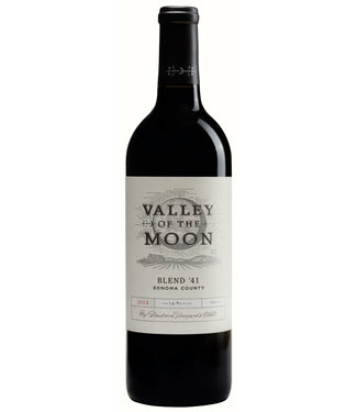 Valley of the Moon Valley of the Moon  Red 'Blend '41' (2014)
