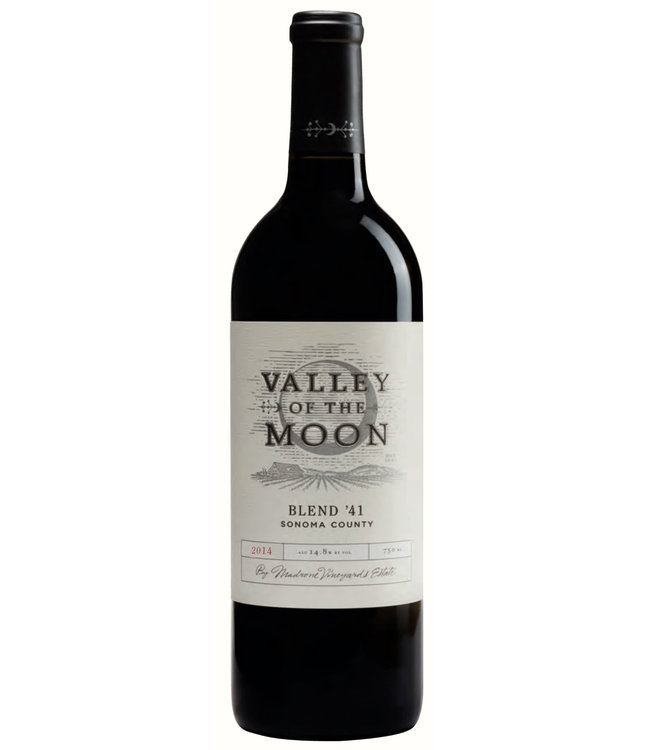 Valley of the Moon  Red 'Blend '41' (2014)