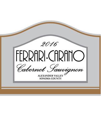 Ferrari-Carano Ferrari-Carano Cabernet Sauvignon (2016)