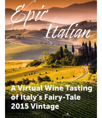 Virtual@Vintage Epic Italian Tasting Kit