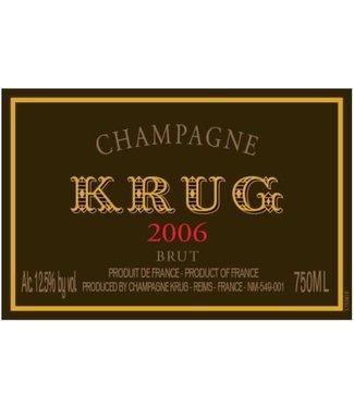 Krug Krug Champagne Brut Vintage 2006