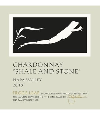 Frog's Leap Frog's Leap Chardonnay 'Shale and Stone' (2018)