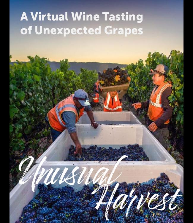 Unusual Harvest Tasting Kit