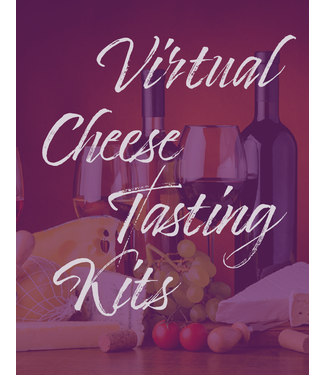 Vintage Wine Cellars Virtual Cheese Kit - Sept 25