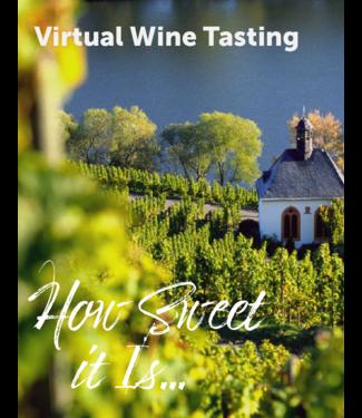 Virtual Wine Tasting - Oct 2