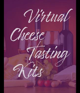 Vintage Wine Cellars Virtual Cheese Kit - Oct 2