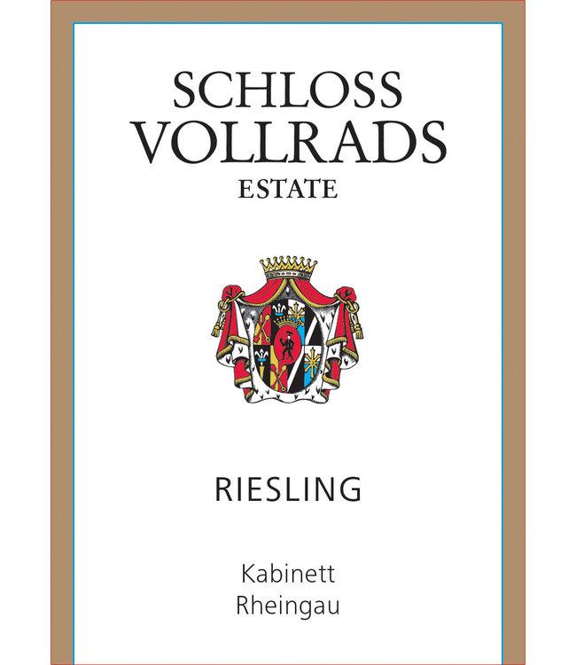 Schloss Vollrads Riesling Kabinett (2018)