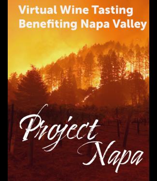 Virtual@Vintage Project Napa Tasting Kit