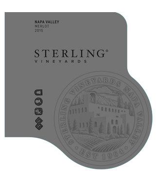 Sterling Vineyards Sterling Vineyards Merlot (2015)