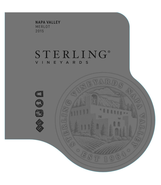 Sterling Vineyards Merlot (2015)