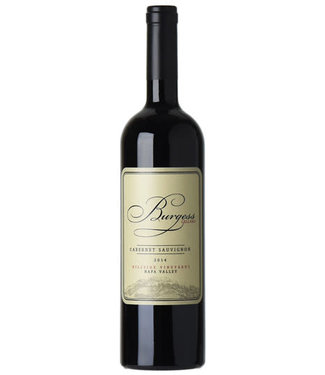 Burgess Cellars Burgess Cellars Cabernet Sauvignon 'Hillside Vineyards' (2014)