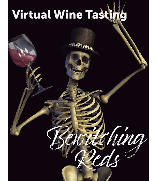 Bewitching Reds Tasting Kit