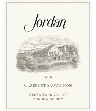Jordan Vineyards Jordan Cabernet Sauvignon (2016)