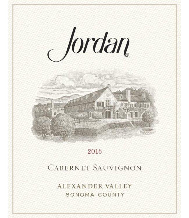 Jordan Cabernet Sauvignon (2016)