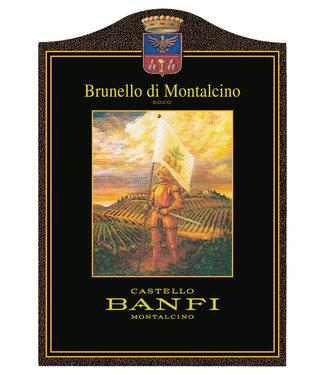 Castello Banfi Castello Banfi Brunello di Montalcino 375ml (2015)