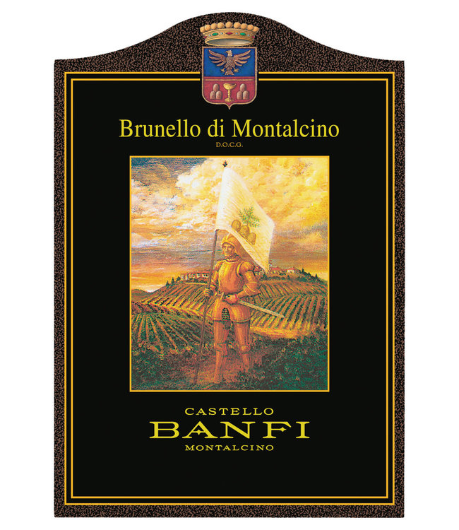 Castello Banfi Brunello di Montalcino 375ml (2015)