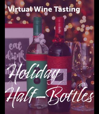 Virtual@Vintage Holiday Half Bottles Tasting Kit