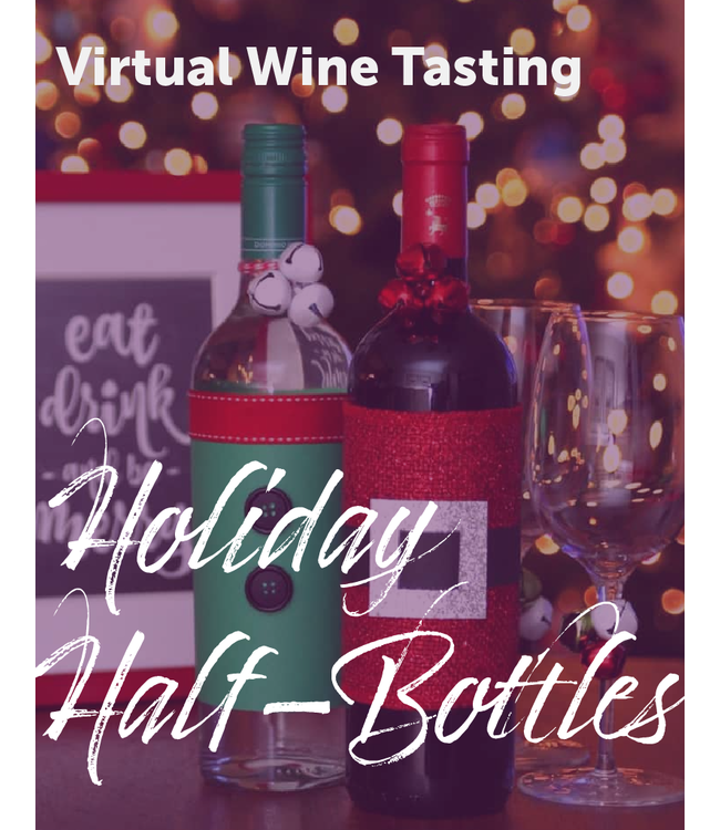 Holiday Half Bottles Tasting Kit