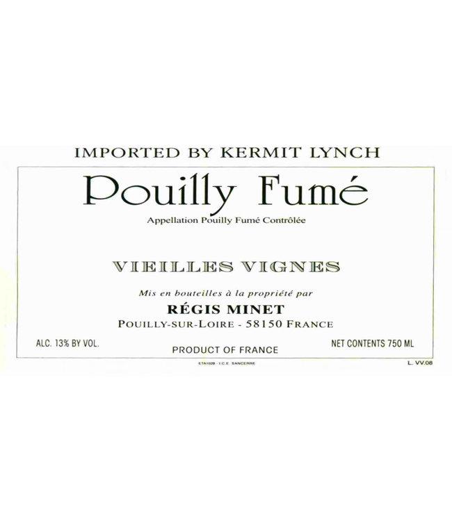 Regis Minet Pouilly Fume Vieilles Vignes (2019)