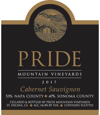 Pride Mountain Vineyards Pride Mountain Vineyards Cabernet Sauvignon (2017)