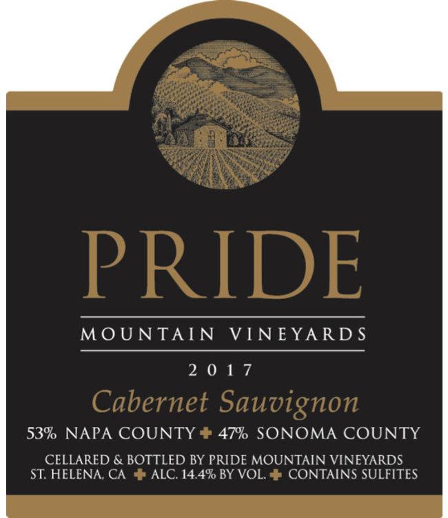 Pride Mountain Vineyards Cabernet Sauvignon (2017)