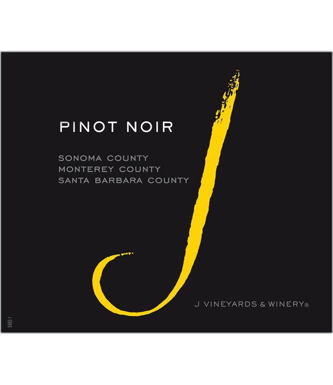J Vineyards Pinot Noir (2017)