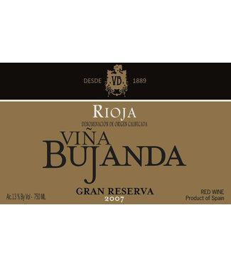 Martinez Bujanda Martinez Bujanda Rioja Vina Bujanda Gran Reserva (2011)