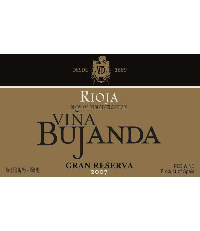Martinez Bujanda Rioja Vina Bujanda Gran Reserva (2011)