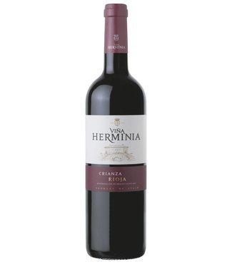 Vina Herminia Vina Herminia Rioja Crianza (2014)
