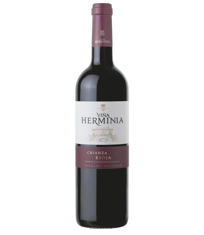 Vina Herminia Rioja Crianza (2014)