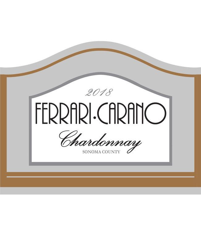 Ferrari-Carano Chardonnay (2018)