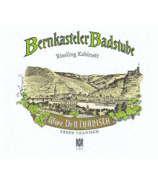 Dr. H. Thanisch Riesling Kabinett 'Brenkastler Badstube' (2018)