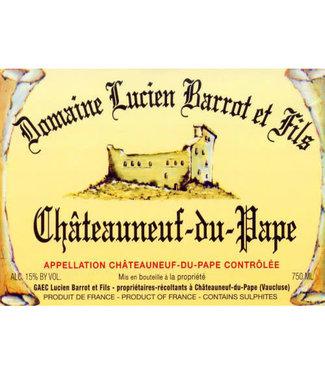 Domaine Lucien Barrot & Fils Domaine Lucien Barrot & Fils Chateauneuf-du-Pape (2016)