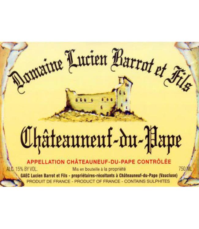 Domaine Lucien Barrot & Fils Chateauneuf-du-Pape (2016)