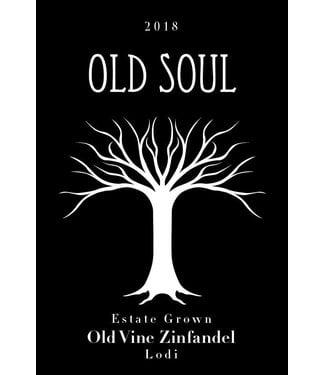 Old Soul Vineyards Old Soul Zinfandel 'Old Vine' (2018)