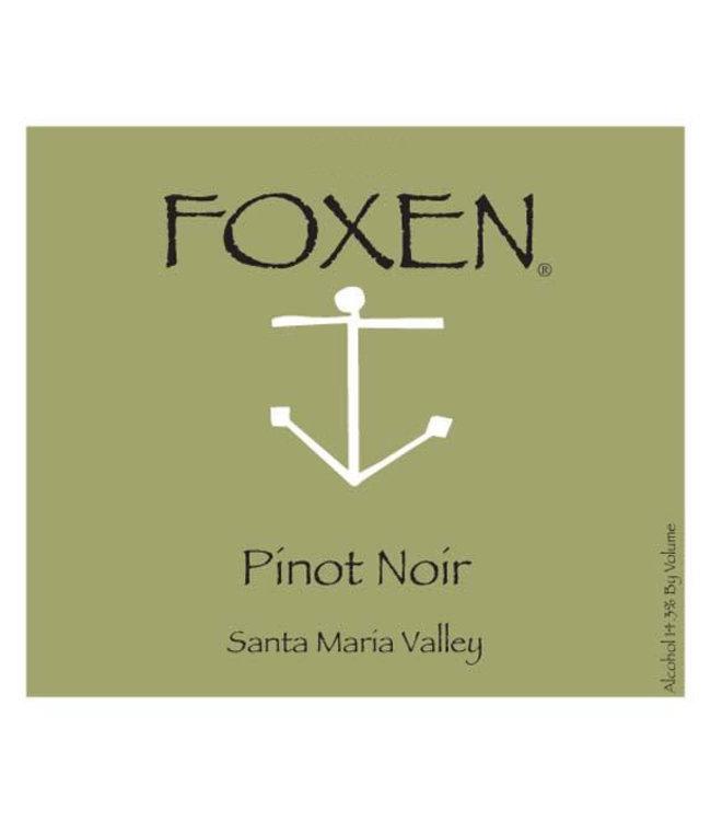 Foxen Pinot Noir Santa Maria Valley (2016)