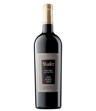 Shafer Shafer Cabernet Sauvignon 'One Point Five' (2017)