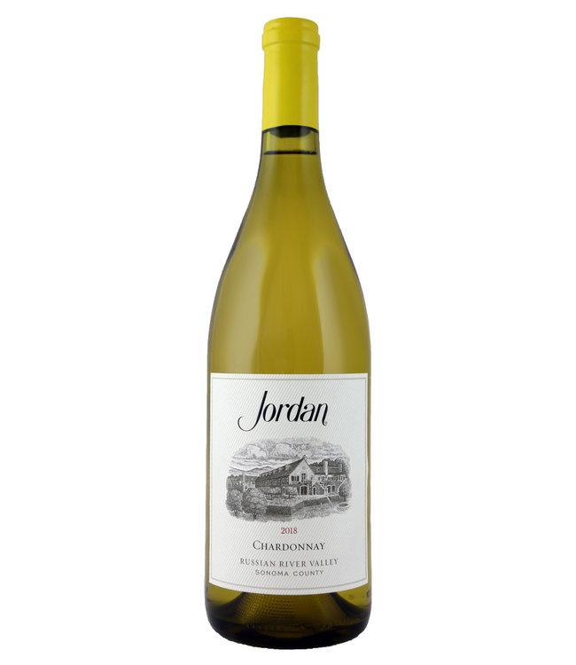 Jordan Chardonnay (2018)