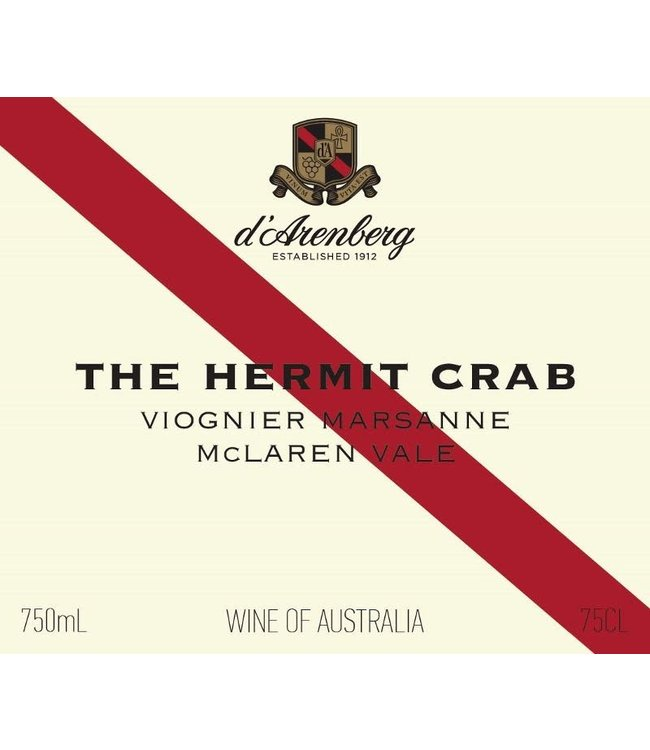 d'Arenberg 'The Hermit Crab' Viognier Blend (2018)