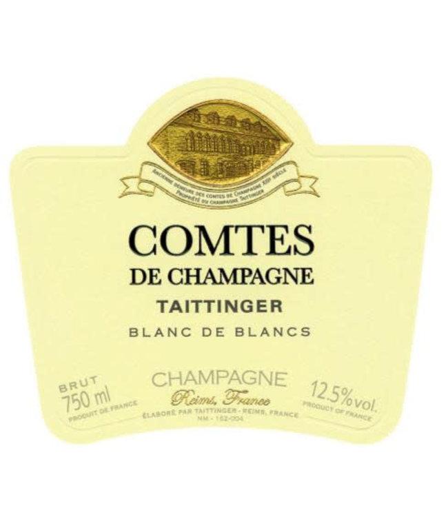 Taittinger Blanc de Blancs Comtes de Champagne (2007)