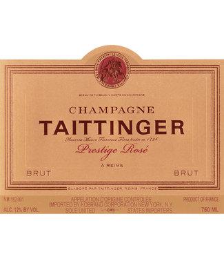 Taittinger Taittinger Champagne Brut Prestige Rose (N.V.)