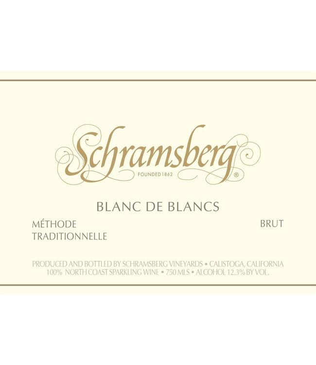 Schramsberg Blanc de Blancs (2018)